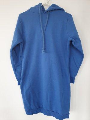 Blaumax Sweat à capuche bleu acier
