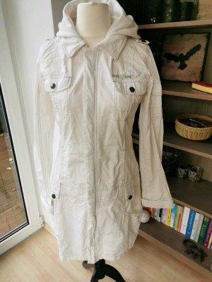 eight 2 nine Veste à capuche blanc