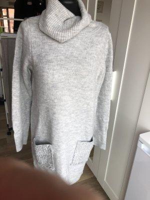 Gina Benotti Long Sweater light grey