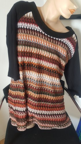 Comma Sweater Dress multicolored mixture fibre