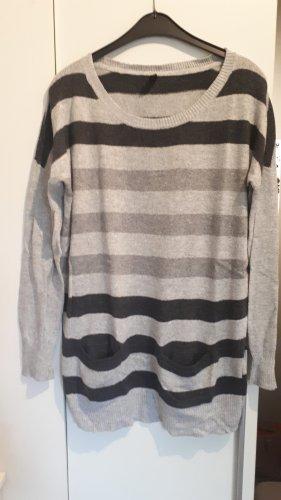 Long Sweater multicolored