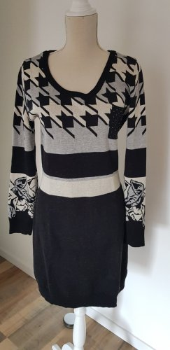 Dept Długi sweter Wielokolorowy