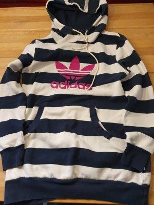Longpullover Adidas mit Kapuze