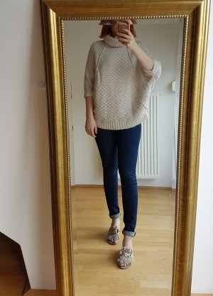 Zara Wool Sweater natural white