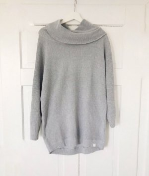 Iriedaily Pull long gris clair-gris