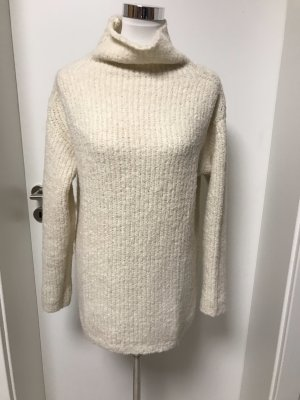 Maison Scotch Long Sweater cream-natural white