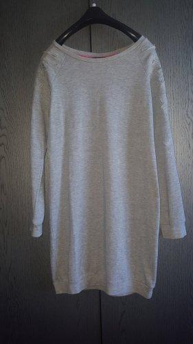 AJC Maglione lungo grigio chiaro