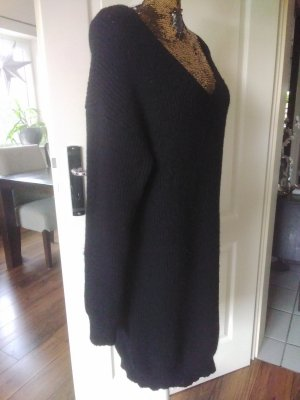 Vintage Dressing Maglione lungo nero