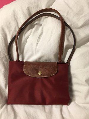 Longchamp Handbag dark red