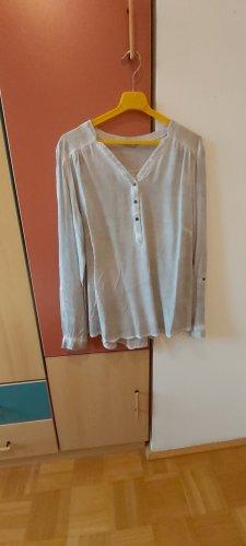 Laura Torelli Długa koszulka jasnoszary