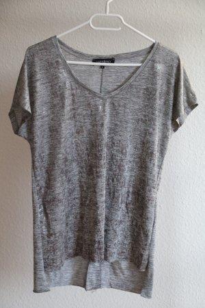 Vestino Lange top zilver-grijs