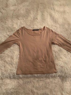 Boohoo Camicia lunga beige