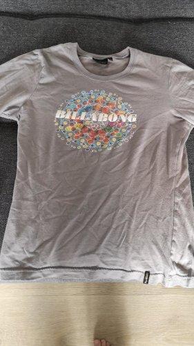 Billabong Long Shirt grey brown