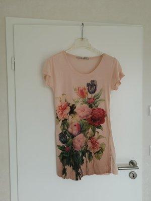Longshirt  Blumen