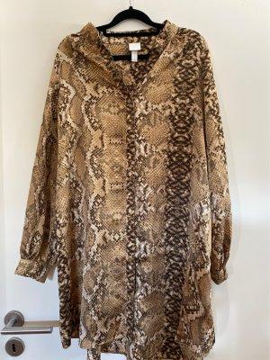 Longshirt Bluse Kleid Gr. 38