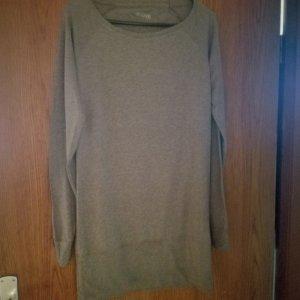 active Long Shirt dark grey