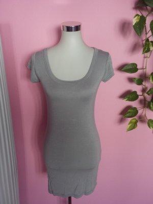 Longshirt in grau (K3)