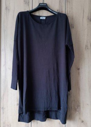 Cotton Candy T-shirt jurk antraciet Katoen