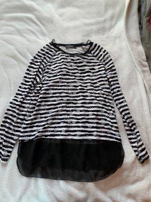 Sure Camicia lunga nero