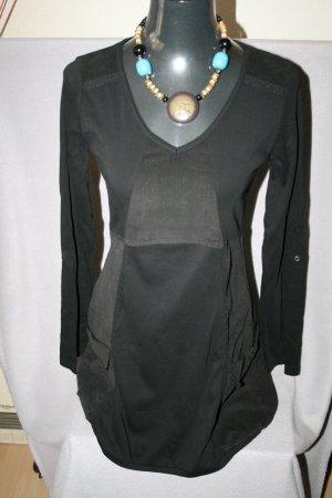 Colors of the world Camicia lunga nero