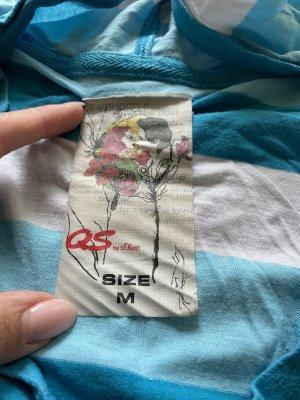 Longshirt mit Kapuze von QS in Größe M