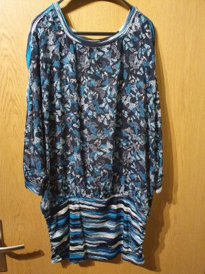 Janina Kimono Blouse blue