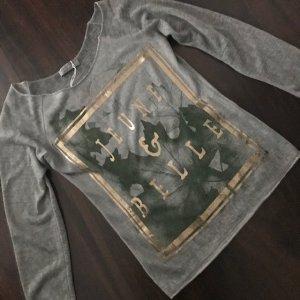 Shirt met print veelkleurig Gemengd weefsel
