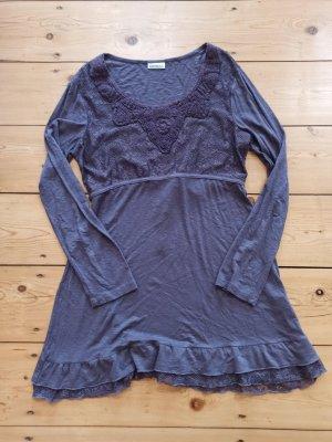 Street One Shirt Tunic purple-lilac