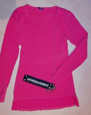 Cecil Camisa larga rosa