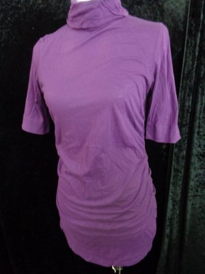 Strenesse Haut long violet coton