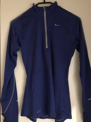 Nike Manga larga azul