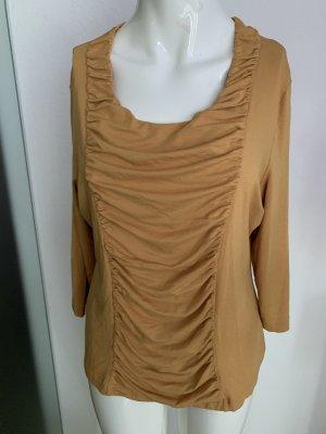 Longsleeve Shirt gereift Gr 42 44 XL von Gerry Weber