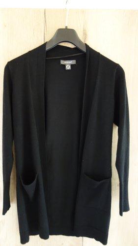 Primark Gilet long tricoté noir