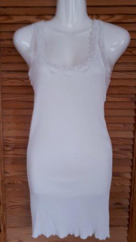 H&M Lange top wit