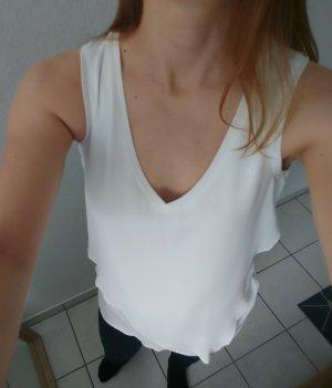 longtop in weiß