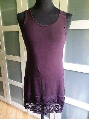 Zero Mini Dress brown violet-violet