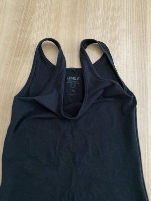 Only Lange top zwart