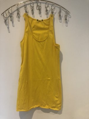 H&M Top long jaune