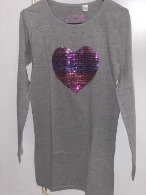 bpc bonprix collection Długi sweter Wielokolorowy