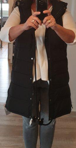 Alba Moda Gilet en duvet noir