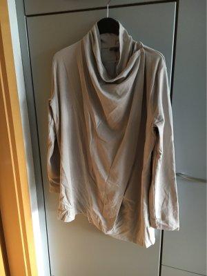 Street One Gilet long tricoté beige clair