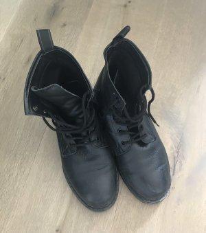 5th Avenue Chukka boot noir cuir