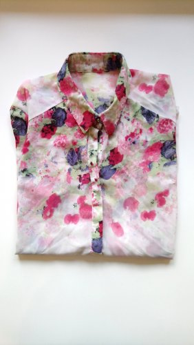 Lookbookstore Bluse mit Blumenmuster
