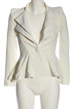 Lookbookstore Blazer corto bianco stile casual