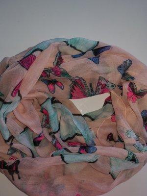no name Bufanda tubo multicolor