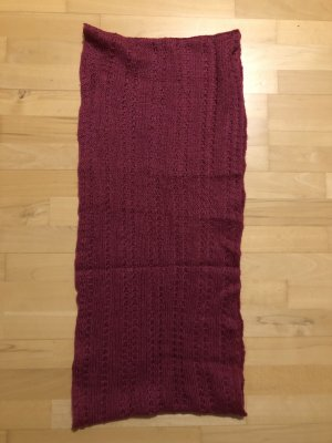 Snood raspberry-red-magenta