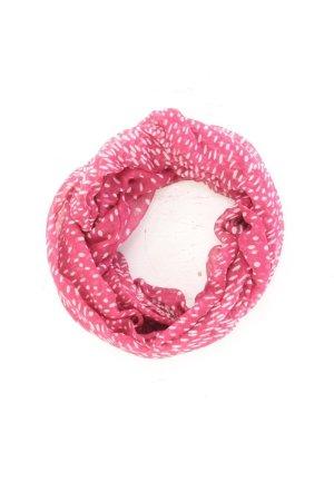 Loop gepunktet pink
