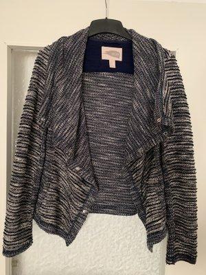Loop-Knit-Jacke im Business-Look