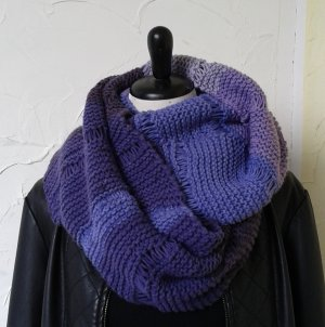 Snood lila