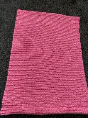 H&M Divided Écharpe en tricot rose